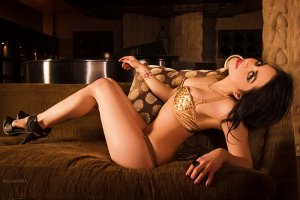 Charlize korean independent escort